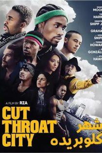 دانلود فیلم شهر گلوبریده Cut Throat City 2020