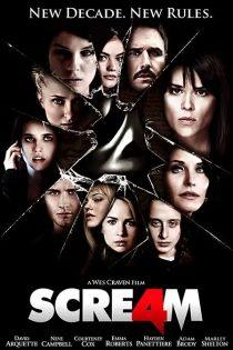 دانلود فیلم جیغ ۴ دوبله فارسی Scream 4 2011