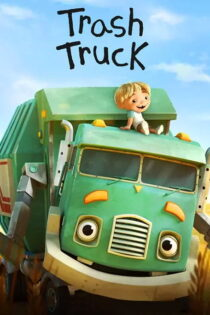 کامیون سطل زباله کریسمس A Trash Truck Christmas 2020