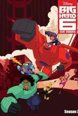 دانلود فصل سوم انیمیشن 6 ابرقهرمان Big Hero 6 The Series 2020