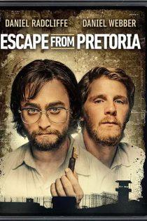 دانلود فیلم سینمایی فرار از پرتوریا Escape from Pretoria 2020