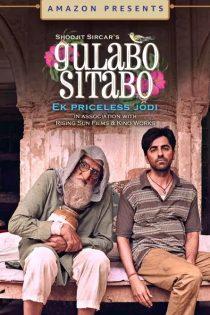 دانلود فیلم گلابو سیتابو Gulabo Sitabo 2020