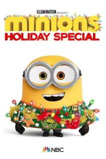انیمیشن مینیون ها ویژه تعطیلات Minions Holiday Special 2020