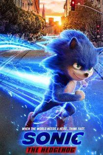 دانلود فیلم سینمایی سونیک خارپشت Sonic the Hedgehog 2020