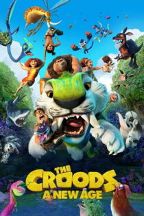دانلود انیمیشن غارنشینان 2 عصر جدید The Croods 2: A New Age 2020