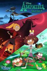 دانلود فصل دوم انیمیشن آمفیبیا Amphibia Season 2 2020