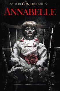 دانلود فیلم ترسناک آنابل Annabelle 2014