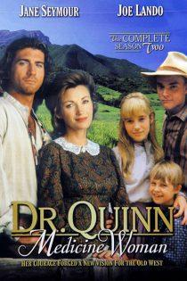 فصل دوم سریال پزشک دهکده Dr. Quinn Medicine Woman Season 2