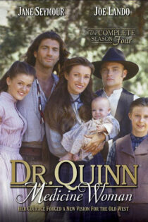 فصل چهارم سریال پزشک دهکده Dr. Quinn Medicine Woman Season 4