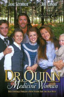 فصل ششم سریال پزشک دهکده Dr. Quinn Medicine Woman Season 6