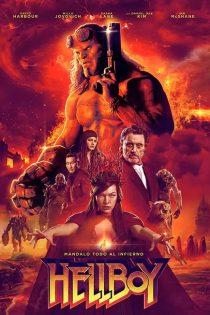 دانلود فیلم پسر جهنمی ۳ دوبله فارسی Hellboy 2019
