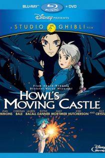 دانلود انیمیشن قلعه متحرک هاول Howl's Moving Castle 2004