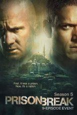 فصل پنجم سریال فرار از زندان Prison Break: Sequel Season 5 2017