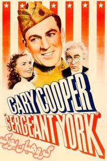 دانلود فیلم سینمایی گروهبان یورک Sergeant York 1941