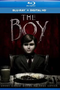 دانلود فیلم ترسناک پسر The Boy 2016