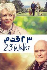 دانلود فیلم ۲۳ قدم Download 23 Walks 2020