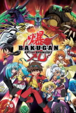 انیمیشن جنگجویان باکوگان Bakugan Battle Brawlers 2007-2010