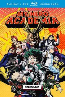 فصل اول مدرسه قهرمانانه من My Hero Academia Season 1 2016