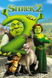 دانلود انیمیشن شرک 2 دوبله فارسی Shrek 2004