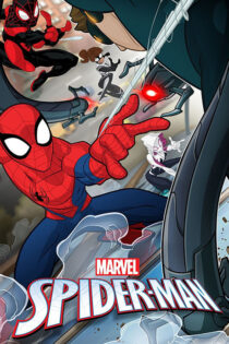 فصل دوم انیمیشن مرد عنکبوتی Spider-Man TV Series 2018