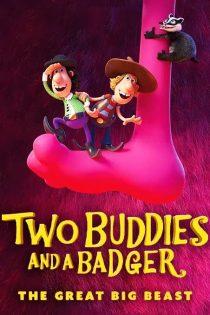 دانلود انیمیشن زبر و زرنگ Two Buddies and a Badger 2 2020