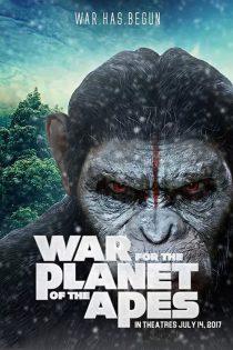 جنگ برای سیاره میمون ها War for the Planet of the Apes 2017