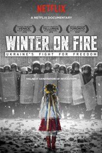 مستند زمستان در آتش Winter on Fire: Ukraine's Fight for Freedom