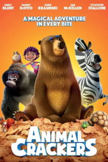 دانلود انیمیشن بیسکوئیت حیوانی Animal Crackers 2017