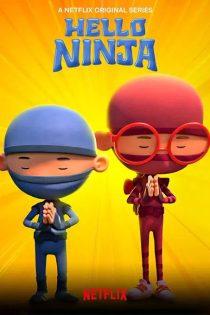 دانلود فصل اول انیمیشن سلام نینجا Hello Ninja 2019