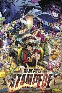 دانلود انیمه وان پیس: ازدحام One Piece: Stampede 2019