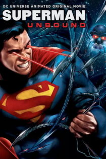دانلود انیمیشن سوپرمن: بدون مرز Superman: Unbound 2013