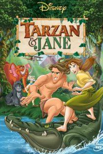 فصل اول انیمیشن افسانه تارزان The Legend of Tarzan 2001