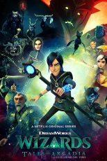 فصل اول انیمیشن جادوگران Wizards: Tales of Arcadia 2020