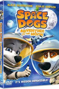 دانلود انیمیشن Space Dogs: Adventure to the Moon 2016