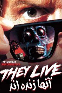 دانلود فیلم آنها زنده اند They Live 1988