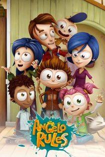 دانلود انیمیشن قوانین آنجلو Angelo Rules 2010-2016