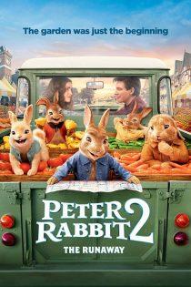 دانلود فیلم پیتر خرگوشه ۲: فراری Peter Rabbit 2 2021