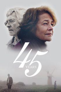 دانلود فیلم ۴۵ سال Downlod 45 Years 2015