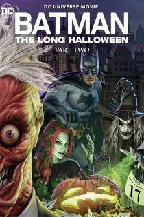 دانلود انیمیشن Batman: The Long Halloween, Part Two 2021