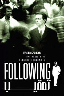 دانلود فیلم تعقیب Following 1998