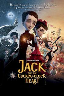 انیمیشن پسری با قلب ساعتی Jack and the Cuckoo Clock Heart 2013