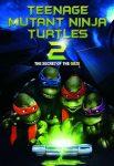لاک پشتهای نینجا ۲: راز اووز Teenage Mutant Ninja Turtles 2 1991