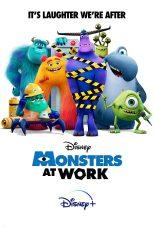 دانلود انیمیشن هیولاها در محل کار Monsters at Work 2021