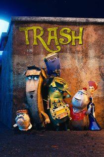دانلود انیمیشن زباله ها Trash 2020