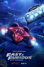 دانلود فصل پنجم انیمیشن Fast and Furious Spy Racers Season 5 2021