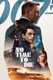 دانلود فیلم زمانی برای مردن نیست No Time to Die 2021