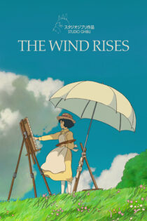 دانلود انیمیشن باد وزیدن گرفته The Wind Rises 2013