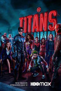 دانلود فصل سوم سریال تایتان ها Titans Season 3 2021