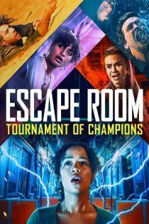 دانلود فیلم اتاق فرار ۲ با زیرنویس فارسی Escape Room 2 2021