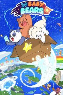 دانلود انیمیشن سه کله پوک کوچولو We Baby Bears 2022